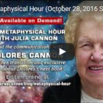 The Metaphysical Hour Show with Julia Cannon now on Demand
